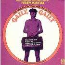 GAILY, GAILY ~ NR-MINT '69 Out-Of-Print Movie Soundtrack Vinyl LP ~ Rare HENRY MANCINI / ANITA NYE