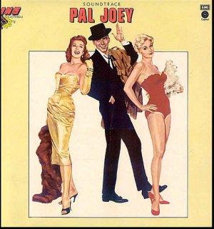 PAL JOEY ~ Nr-Mint Import '57 Movie Soundtrack LP ~ FRANK SINATRA / RITA HAYWORTH