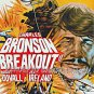 BREAKOUT ~ Orig '75 Action Half-Sheet Movie Poster - CHARLES BRONSON