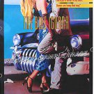 BLUE IGUANA ~ Noir '88 1-Sheet Movie Poster ~ DYLAN McDERMOTT / JESSICA HARPER / JAMES RUSSO