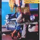 BLUE IGUANA ~ Noir '88 1-Sheet Movie Poster ~ DYLAN McDERMOTT / JESSICA HARPER / JAMES RUSSO