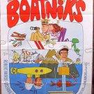 BOATNIKS ~ Orig '77 WALT DISNEY 1-Sheet Movie Poster ~ STEFANIE POWERS / ROBERT MORSE / PHIL SILVERS