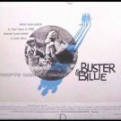 BUSTER & BILLIE ~ '74 US Half-Sheet Movie Poster ~ JAN MICHAEL VINCENT / PAMELA SUE MARTIN