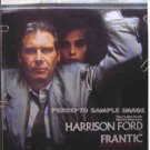 FRANTIC ~ '88 1-Sheet Movie Poster ~ Harrison FORD / Roman POLANSKI / Betty BUCKLEY