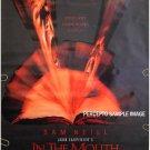 IN THE MOUTH OF MADNESS ~ '95 1-Sheet Movie Poster ~ JOHN CARPENTER / SAM NEILL / JOHN GLOVER