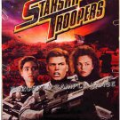 STARSHIP TROOPERS ~ '97 RARE STYLE SCI FI Movie Poster ~ CASPER VAN DIEN / DENISE RICHARDS