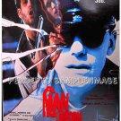 A MAN IN UNIFORM ~ '93 1-Sheet Movie Poster ~ PSYCHO COP THRILLER / TOM McCAMUS