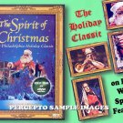 SPIRIT OF CHRISTMAS ~ NEW DVD ~ 50s COLOR TV CLASSIC / MABEL BEATON MARIONETTES / BONUS FEATURES