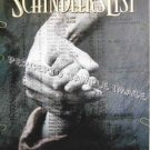 SCHINDLER'S LIST ~ '93 1-Sheet Movie Poster ~ STEVEN SPIELBERG / LIAM NEESON