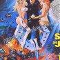 DIAMONDS ARE FOREVER ~ '71 Half-Sheet Movie Poster ~ JAMES BOND 007 / SEAN CONNERY / JILL ST JOHN