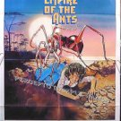 EMPIRE OF THE ANTS ~ '77 1-Sheet Movie Poster ~ JOAN COLLINS / ROBERT LANSING / DREW STRUZAN Art