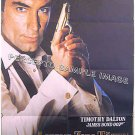 LICENCE TO KILL ~ '86 Rare-Style 33x46 Movie Poster ~ JAMES BOND / TIMOTHY DALTON / LICENSE TO KILL