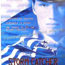 STORM CATCHER ~ '99 RARE TITLE Action Movie Poster ~ DOLPH LUNDGREN