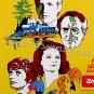 SOMETIMES A GREAT NOTION ~ '71 Half-Sheet Movie Poster ~ PAUL NEWMAN / LEE REMICK / MICHAEL SARRAZIN