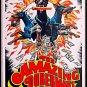 AMAZING DOBERMANS ~ '76 Insert Movie Poster ~ BARBARA EDEN / FRED ASTAIRE / JAMES FRANCISCUS