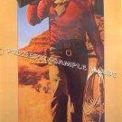 JOHN WAYNE Western ~ Limited Edition Series ~ NOSTALGIA MERCHANT / '86 RODRIGUEZ Poster Art