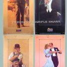 ASTAIRE & ROGERS / Cary GRANT / LAUREL & HARDY / John WAYNE - NOSTALGIA MERCHANT Movie Poster SET