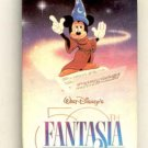FANTASIA / WALT DISNEY MICKEY MOUSE ~ Original 90s SORCERER'S APPRENTICE PROMO PINBACK