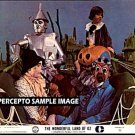 WONDERFUL LAND of OZ ~ Rare '69 Color Movie Photo ~ TIN MAN / SCARECROW