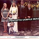 WHERE THE LILIES BLOOM ~ '74 Orig Movie Photo ~ WEDDING / HARRY DEAN STANTON
