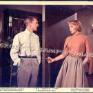 THE TENDER TRAP ~ Color '55 Movie Photo ~ CAROLYN JONES / DAVID WAYNE