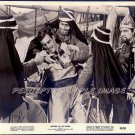 SWORD OF ALI BABA ~ Ex-Cond '65 Fantasy Movie Photo ~ STRUGGLE / PETER MANN