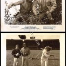 WORLD'S GREATEST ATHLETE ~ Two (2) '75 Disney Movie Photos ~ JAN MICHAEL VINCENT Beefcake
