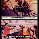 LITTLE MURDERS ~ '70 LOT OF 2 Orig Movie Photos ~ ALAN ARKIN / ELLIOTT GOULD / JULES FEIFFER