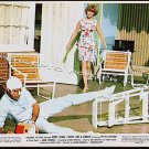 HOOK, LINE & SINKER ~ Original '69 Comedy Movie Photo ~ JERRY LEWIS / ANNE FRANCIS