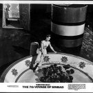 THE 7th VOYAGE OF SINBAD ~ 1958 Orig R75 RAY HARRYHAUSEN Movie Photo ~ Tiny KATHRYN GRANT