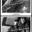 The NIGHT VISITOR ~ Lot of 2 '70 Horror Movie Photo ~ MAX VON SYDOW / TREVOR HOWARD /  PER OSCARSSON