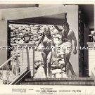 C C AND COMPANY ~- '71 CYCLE / BIKER Movie Photo ~ ANN MARGRET Cheesecake / JOE NAMATH Beefcake