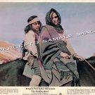 "THE STALKING MOON ~ Orig '68 Color 8X10"" Western Movie Photo ~ EVA MARIE SAINT"