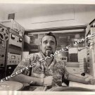AMERICAN GRAFFITI ~ Original 1973 GEORGE LUCAS Movie Photo ~ 50s Radio DJ WOLFMAN JACK