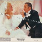 HIGH ANXIETY ~ 1978 Movie Photo ~ MEL BROOKS / MADELINE KAHN Honeymoon / ALFRED HITCHCOCK
