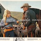 The BALLAD OF JOSIE ~Original '68 Movie Photo ~ DORIS DAY with RIFLE / PETER GRAVES