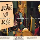 The BALLAD OF JOSIE ~Original '68 Western Movie Photo ~ DORIS DAY Protest Meeting