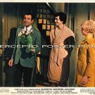 CACTUS FLOWER ~ Original '69 Color Movie Photo ~ WALTER MATTHAU / GOLDIE HAWN