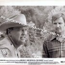 DELIVERANCE ~ Original '72 Action Movie Photo ~ JON VOIGHT and SHERIFF / JOHN BOORMAN