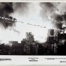 TIDAL WAVE / SUBMERSION OF JAPAN ~ Orig '75 F/X Movie Photo #34 ~ BUILDINGS EXPLODE / ROGER CORMAN