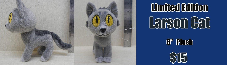 Larson Cat Plush