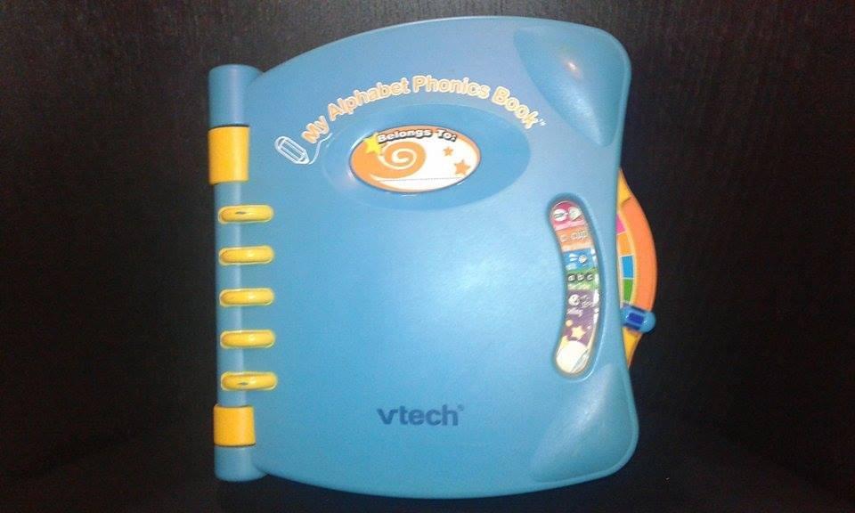 My Alphabet Phonics Book