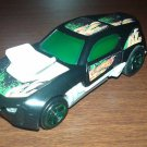 Hot Wheels--black & green car