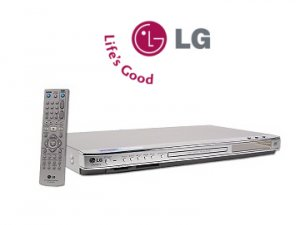 LG LGDVB418 High Definition DVD Hdmi DivX Player 1080i 720p