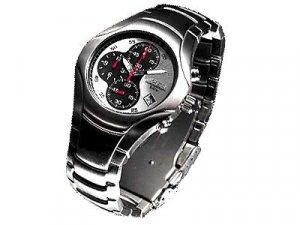 Euro Italy Sport Chrono Watch Black Dial