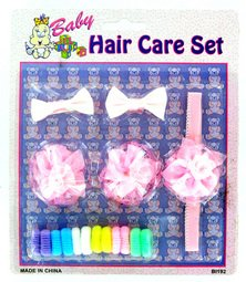 Baby Hair Care Set