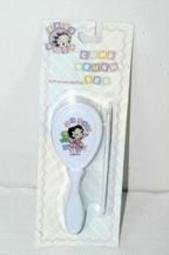 Baby Boop Brush & Comb Set on Blister Card