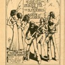 Humble Pie 1973 Madison Square Garden Newspaper Concert AD