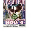 Love Spit Love 1997 Supper Club NYC Concert Handbill