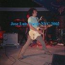 LOS AMIGOS INVISIBLES Jose Luis Pardo 2002 NYC Concert Photo 5x7